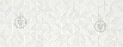 Плитка InterCerama Consepto бежевий світлий рельєф 23x60 (170 021-1/Р) - фото 1