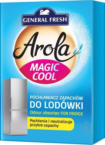 Нейтрализатор запаха General Fresh Magic Cool 30 г - фото 1