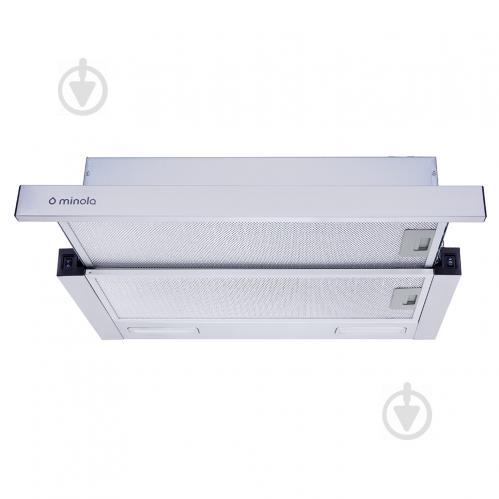Вытяжка Minola HTL 6215 I 700 LED - фото 1