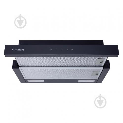 Вытяжка Minola HTLS 6235 BL 700 LED - фото 1