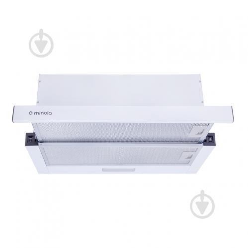 Вытяжка Minola HTL 6714 WH 1100 LED - фото 1