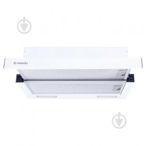 Вытяжка Minola HTL 6215 WH 700 LED - фото 1