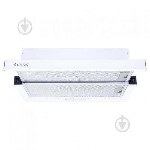 Вытяжка Minola HTL 6214 WH 700 LED - фото 1