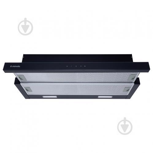 Вытяжка Minola HTLS 9935 BL 1300 LED - фото 1