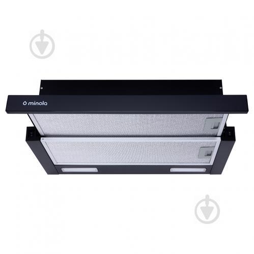Вытяжка Minola HTL 6215 BL 700 LED - фото 1
