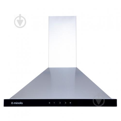 Вытяжка Minola DKS 6754 I/BL 1100 LED GLASS - фото 1