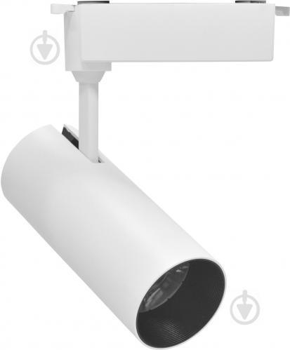 Трековый прожектор LightMaster LED 12 Вт 4000 К белый AL531 - фото 1