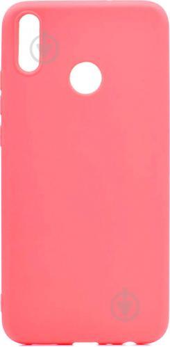 4734f8f6bd4ff ᐉ Чехол 2E Huawei Honor 8X red (2E-H-8X-18-NKST-RD) Soft touch ...