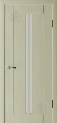 Дверне полотно Неман Гранд Дуб крем ПО 900 мм