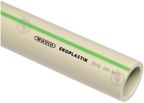Труба поліпропіленова Wavin Ekoplastik EVO S4 20 STRE020S4