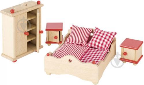 ᐉ іграшковий набір Goki меблі для спальні 51954g краща ціна в