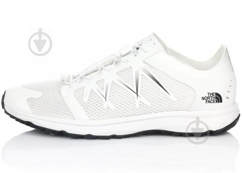 Кроссовки THE NORTH FACE LITEWAVE FLOW LACE T92YA9LG5 р.9 белый