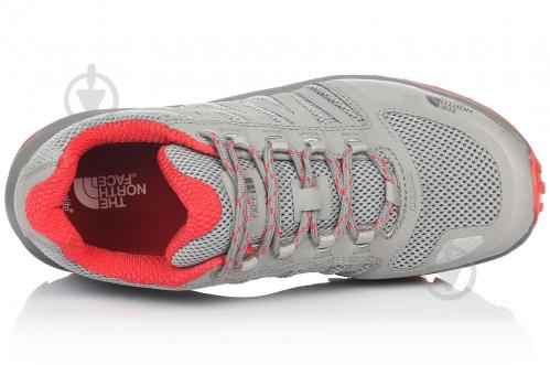 Кроссовки THE NORTH FACE LITEWAVE FASTPACK T92Y8ZTDQ р.7,5 серый - фото 4