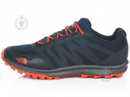 Кроссовки THE NORTH FACE LITEWAVE FASTPACK T92Y8YTFV р.11,5 серый
