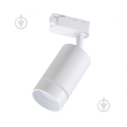 Трековый прожектор Светкомплект TR 804 GU10 WH белый - фото 1