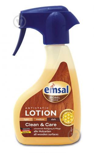 Очисник Emsal для меблів з антистатиком 0,25 л - фото 1
