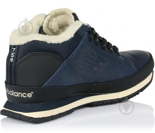 Ботинки New Balance 754 H754LFN р. 10,5 темно-синий - фото 3