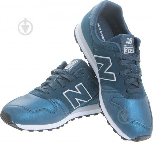 ᐉ Кроссовки New Balance 373 WL373NS р. 7 синий • Купить в Киеве ... 75feccd3633