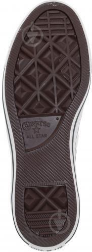 Кеды Converse Chuck Taylor Classic HI M7650C р. 11 белый - фото 10