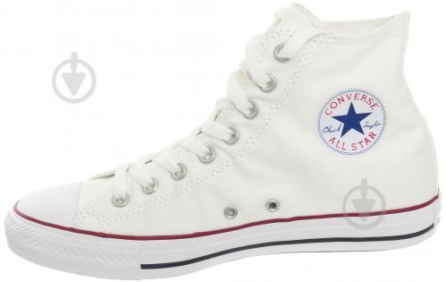 Кеды Converse Chuck Taylor Classic HI M7650C р. 11 белый