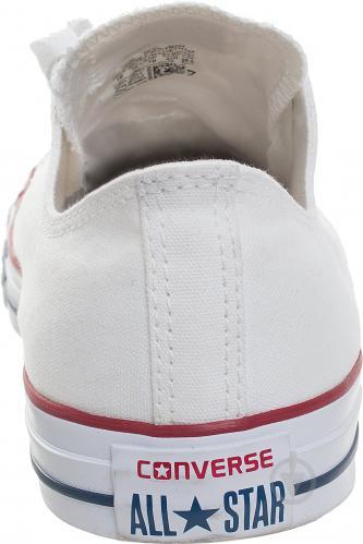 Кеды Converse Chuck Taylor Classic OX M7652C р. 6 белый - фото 8