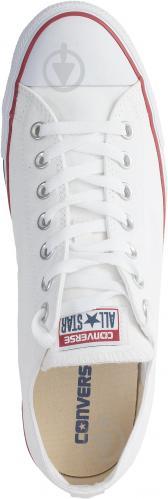 Кеды Converse Chuck Taylor Classic OX M7652C р. 9,0 белый - фото 9