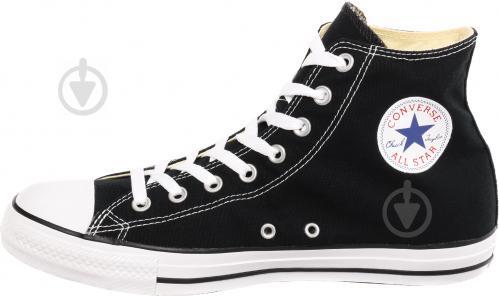 Кеды Converse Chuck Taylor Classic HI M9160C р. 7,5 черный - фото 6