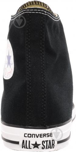 Кеды Converse Chuck Taylor Classic HI M9160C р. 8,5 черный - фото 8