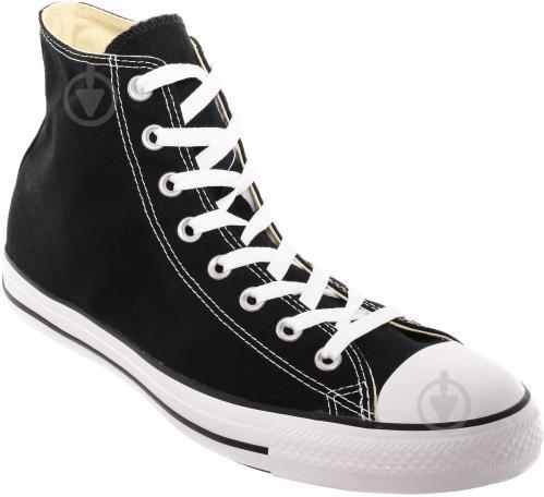 Кеды Converse Chuck Taylor Classic HI M9160C р. 8,5 черный - фото 4