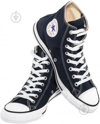 4b62c956d188 ᐉ Кеды Converse Chuck Taylor Classic HI M9622C р. 7,5 синий ...