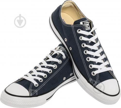 de369673869e ᐉ Кеды Converse Chuck Taylor Classic OX M9697C р. 7,5 синий ...