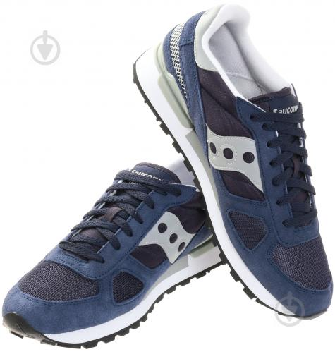 Кроссовки Saucony L SHADOW ORIGINAL р.8.5 синий 2108-523 - фото 12