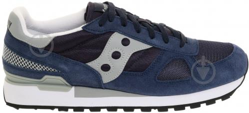 Кроссовки Saucony L SHADOW ORIGINAL р.8.5 синий 2108-523 - фото 6