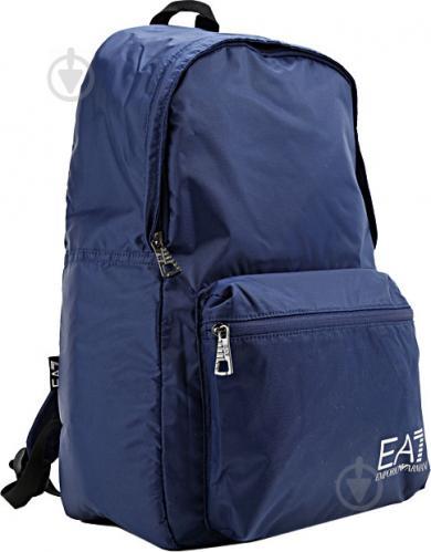 Рюкзак EA7 275659-CC731-02836 синий - фото 2
