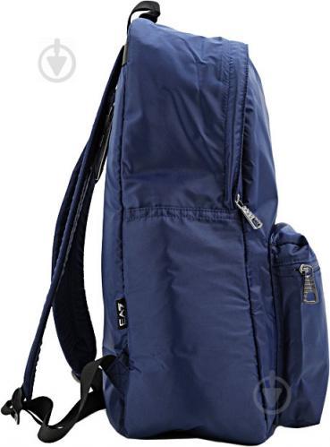 Рюкзак EA7 275659-CC731-02836 синий - фото 3