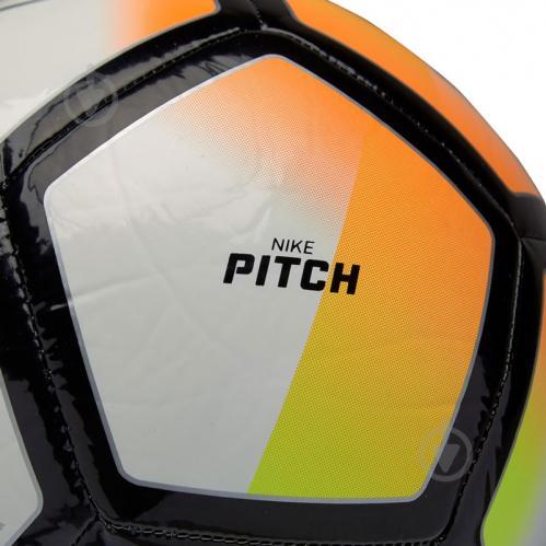 Футбольный мяч Nike Pitch р. 4 SC3136-100 - фото 3