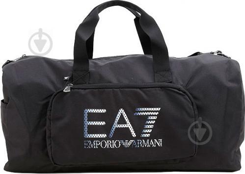 12f3b147eb51 ᐉ Спортивная сумка EA7 275664-CC732-00020 черный • Купить в Киеве ...