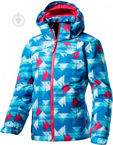 Куртка McKinley Tina gls 267560-903915 р.164 голубой - фото 1