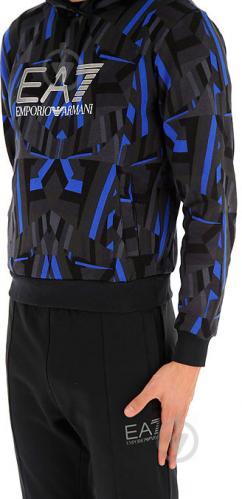 Джемпер EA7 р. XL голубой - фото 2