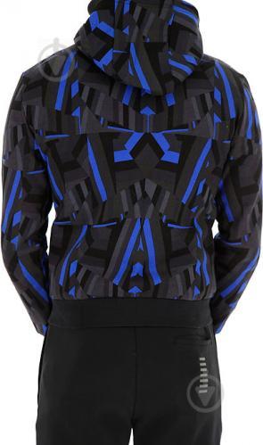 Джемпер EA7 р. XL голубой - фото 3