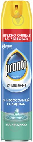 Поліроль для меблів Pronto Після дощу універсальний 0,25 л - фото 1
