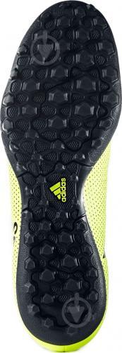 Футбольные бутсы Adidas X Tango TF CG3727 р. 9 зелено-черный - фото 8