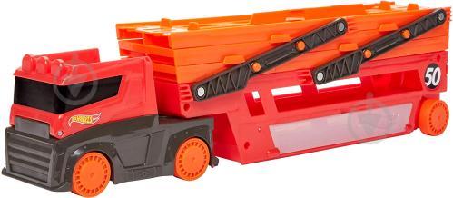 Ігровий набір Hot Wheels Вантажівка-транспортер 1:64 GHR48 - фото 1