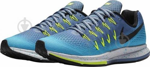 bas prix af838 335d8 Кроссовки Nike Air Zoom Pegasus 33 Shield Womens Running Sneakers Shoes  849567-400 р.8,5 синий
