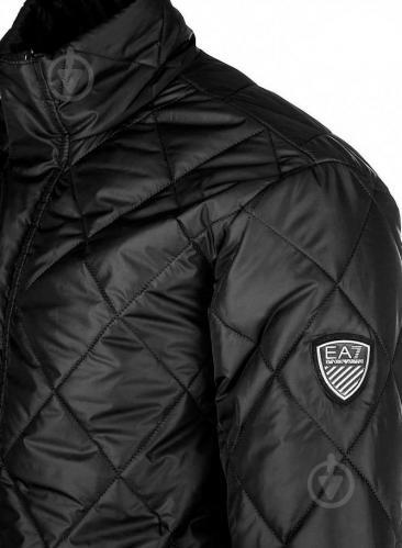 Куртка EA7 LS р. XXL черный - фото 4