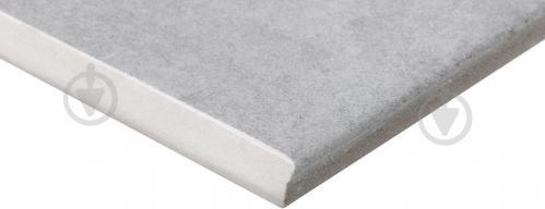 Плитка Декостайл Area Cement сірий плінтус 322830 7x40 - фото 3
