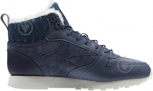 Кроссовки Reebok Classic Leather Arctic Boot BS6275 р.37,5 синий - фото 2