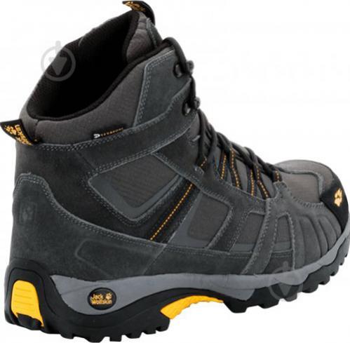Черевики Jack Wolfskin Vojo Hike Mid Texapore Men р. 44 сірий 4011361-3800 - фото 2