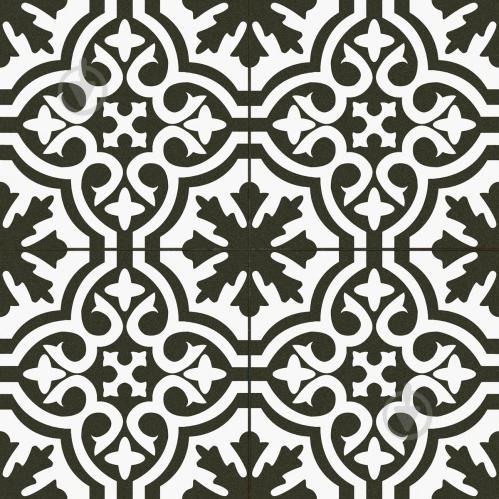 Плитка PERONDA Berkeley Black 45x45 - фото 1