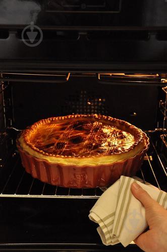 Форма для пирога Ovenware 28 см красная 346028 Emile Henry - фото 5